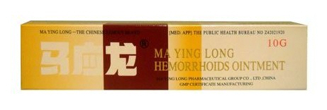 Mayinglong Musk Hemorrhoids Ointment Cream Review