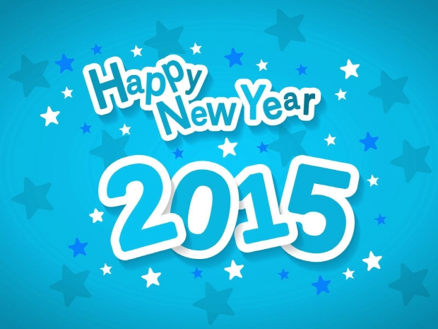 Happy New Year 2015 From Leo Reynolds