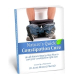how to get rid of severe constipation fast